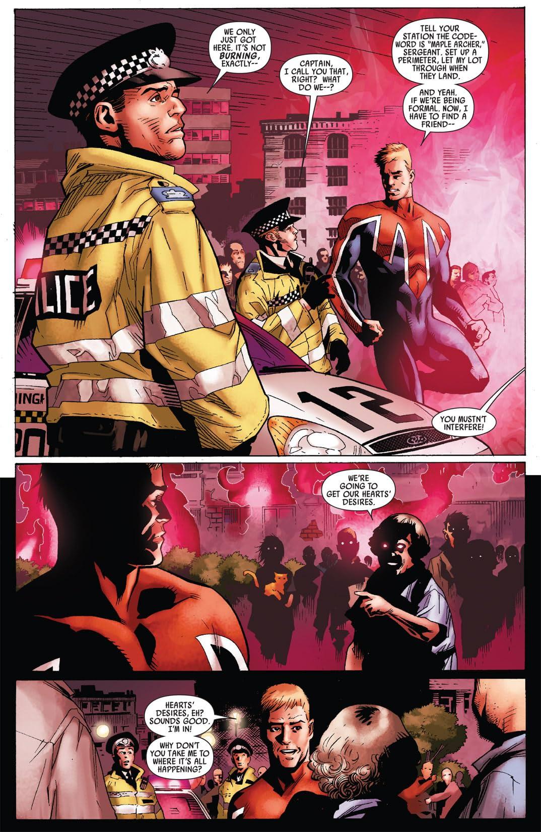Captain Britain and MI: 13 #6