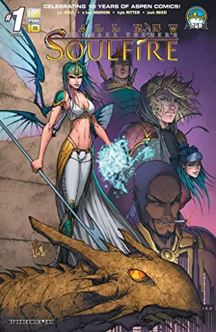 All New Soulfire #1