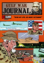 Gulf War Journal, Book One #1