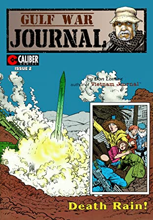Gulf War Journal, Book One #2
