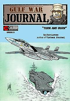 Gulf War Journal, Book One #3
