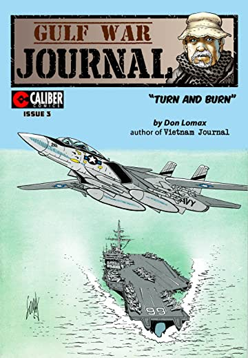 Gulf War Journal, Book One #3