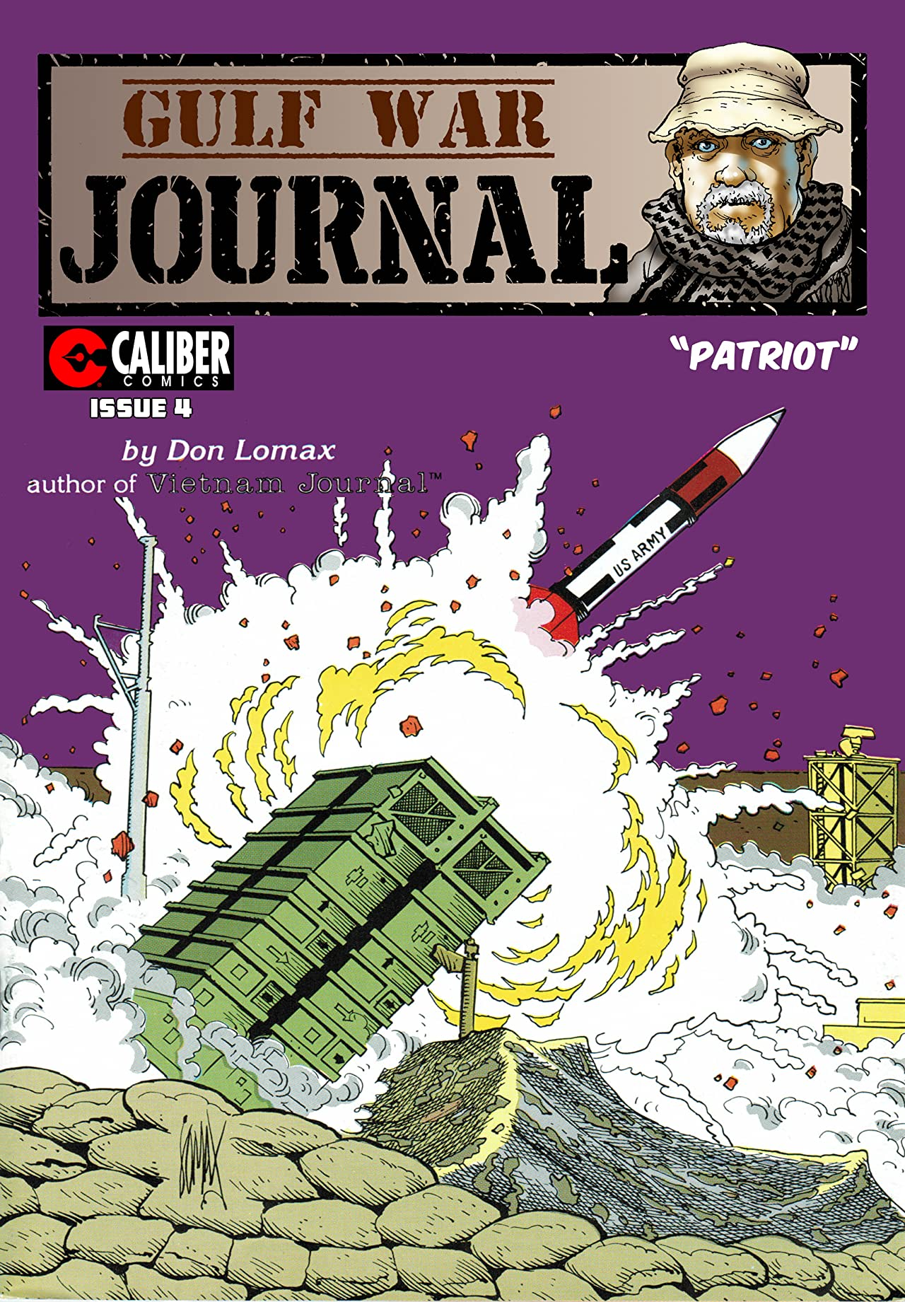 Gulf War Journal, Book One #4