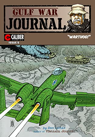 Gulf War Journal, Book One #5