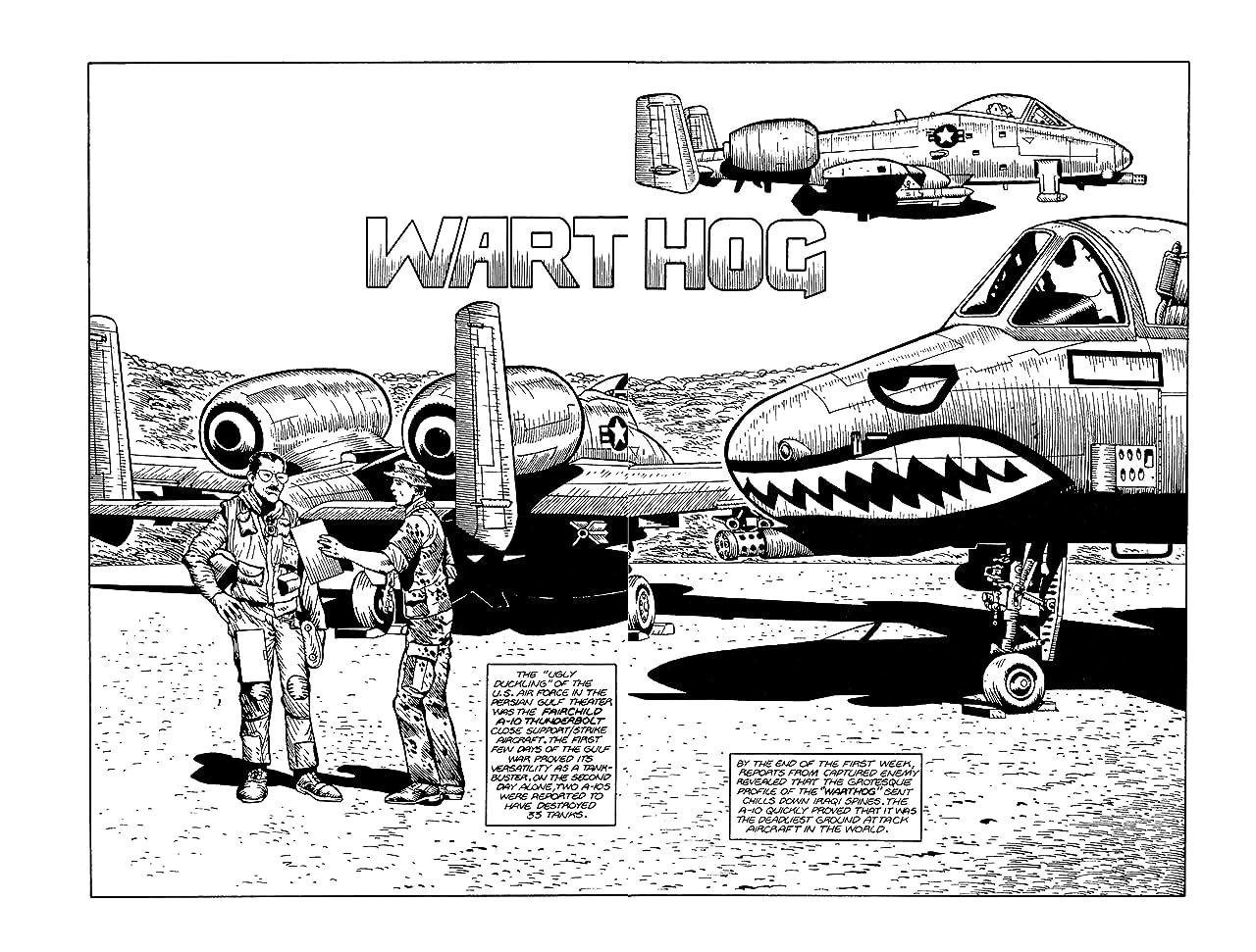 Gulf War Journal, Book One #5