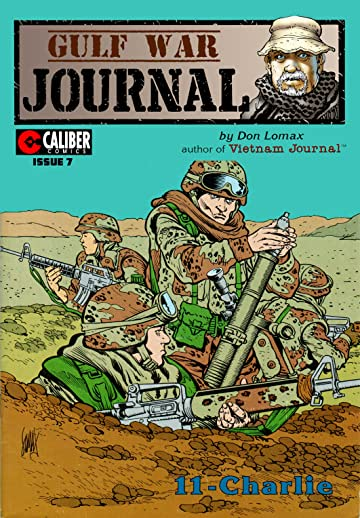 Gulf War Journal, Book One #7