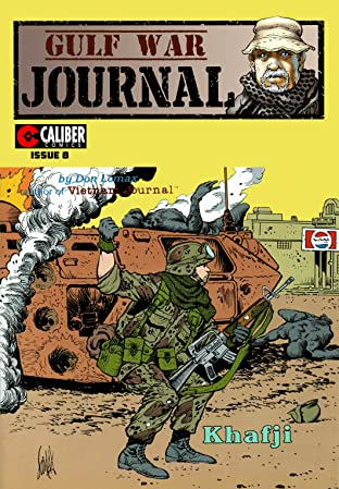 Gulf War Journal, Book One #8