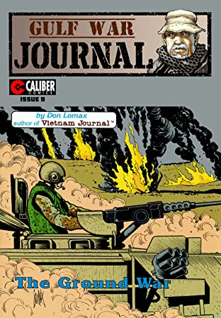 Gulf War Journal, Book One #9