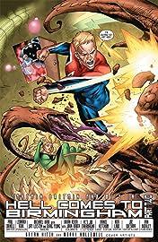 Captain Britain and MI: 13 #7