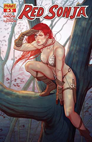 Red Sonja #5: Digital Exclusive Edtion