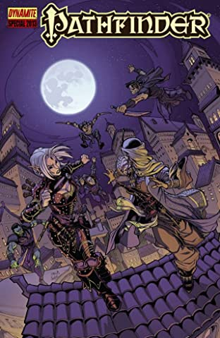 Pathfinder Special #1: Digital Exclusive Edition