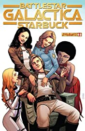 Classic Battlestar Galactica: Starbuck #1 (of 4): Digital Exclusive Edition