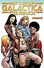 Classic Battlestar Galactica: Starbuck #1: Digital Exclusive Edition