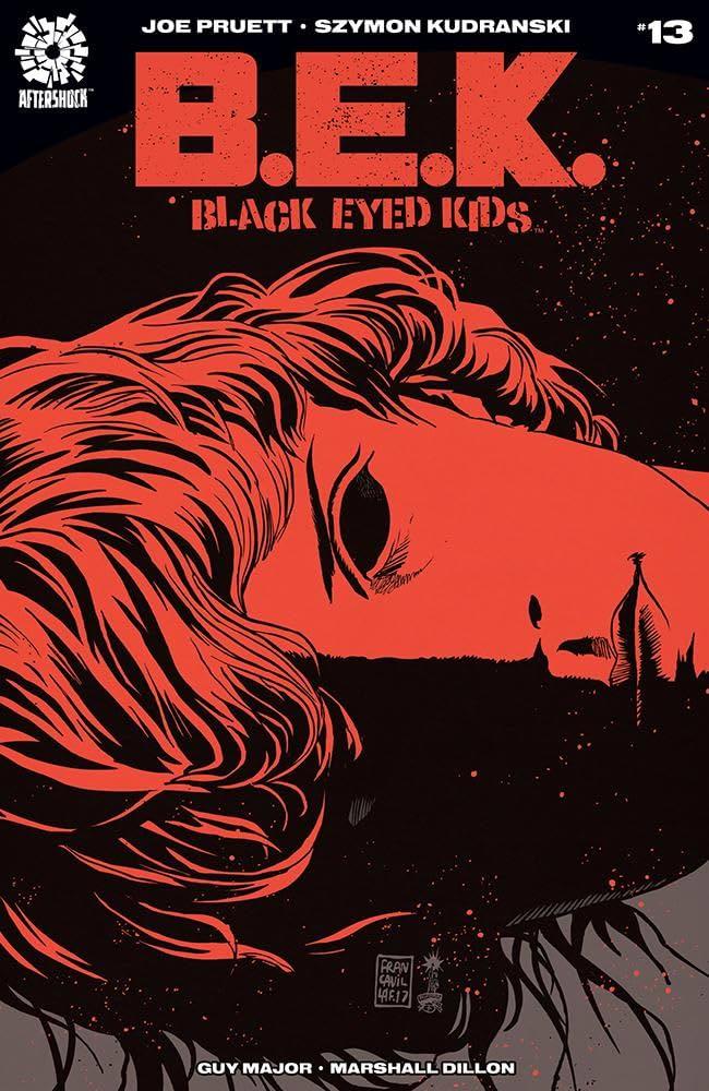 Black Eyed Kids #13