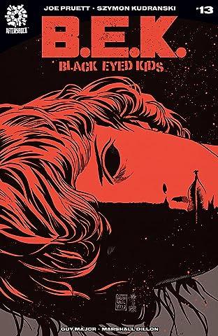 Black-Eyed Kids No.13
