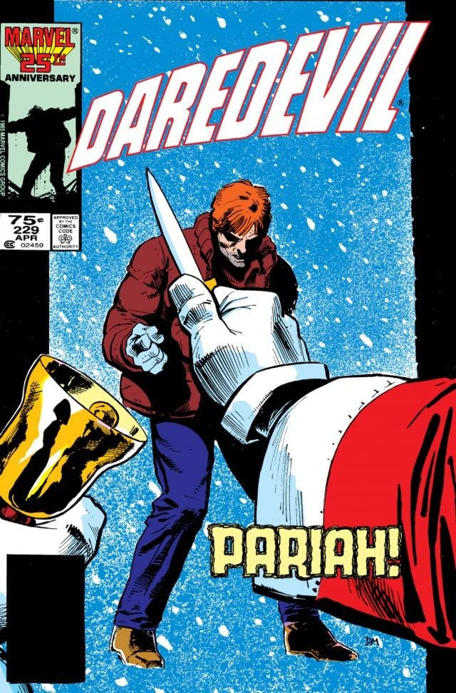 Daredevil (1964-1998) #229