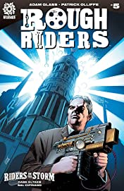 Rough Riders: Riders on the Storm #5