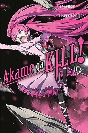 Akame ga KILL! Tome 10