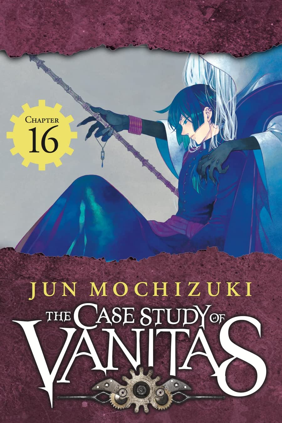 The Case Study of Vanitas #16