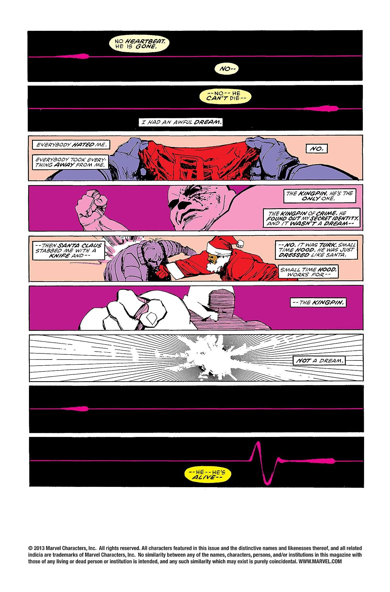 Daredevil (1964-1998) #230