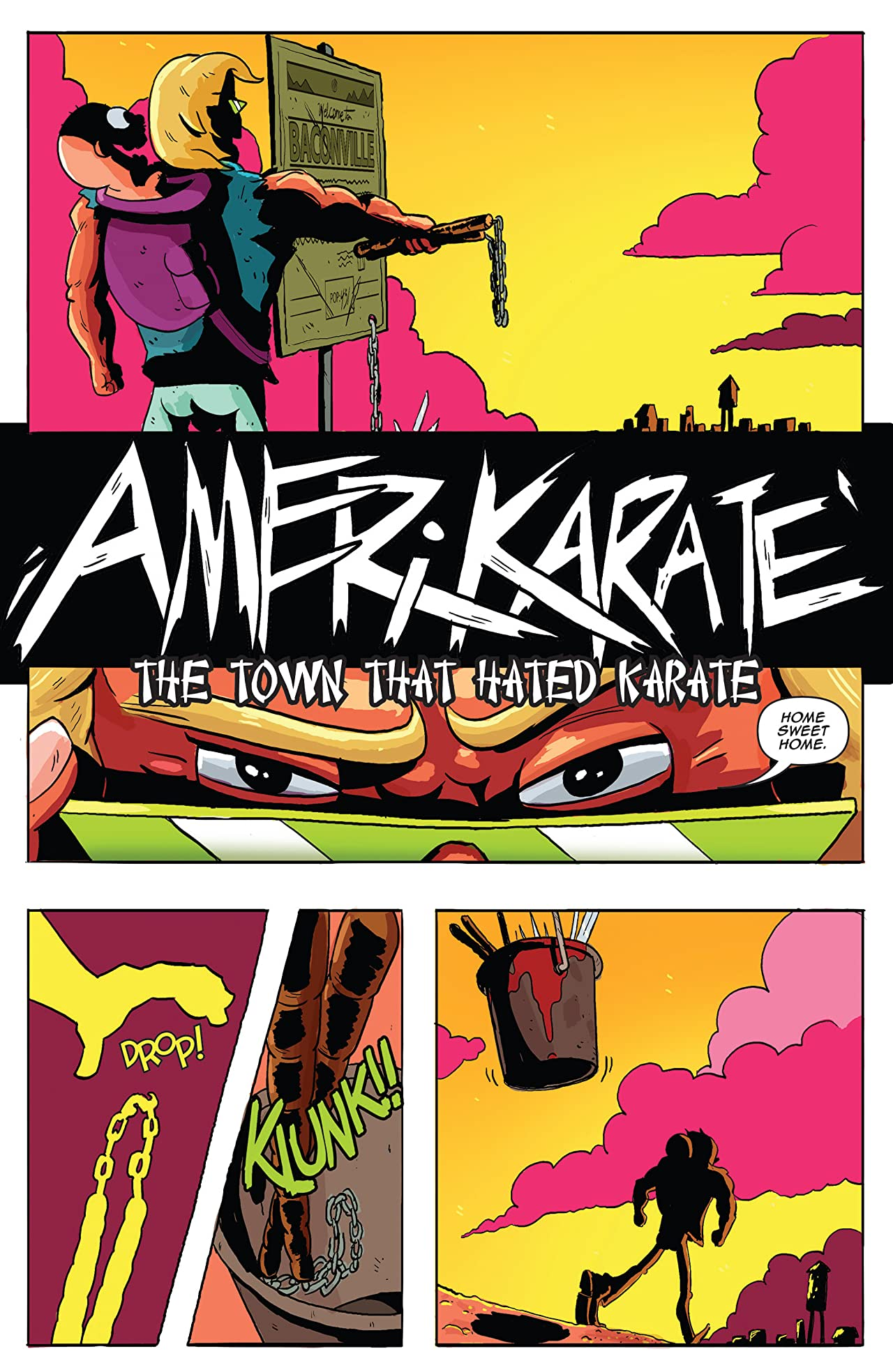 Amerikarate Vol. 1