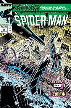 Web of Spider-Man (1985-1995) #31