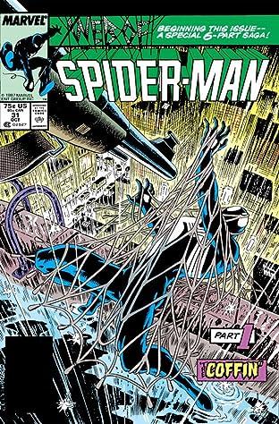 Web of Spider-Man (1985-1995) No.31