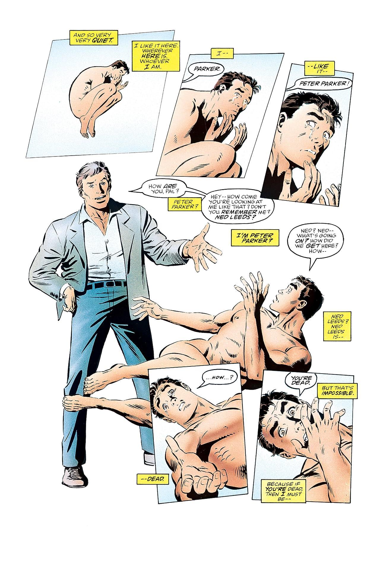 Web of Spider-Man (1985-1995) #32