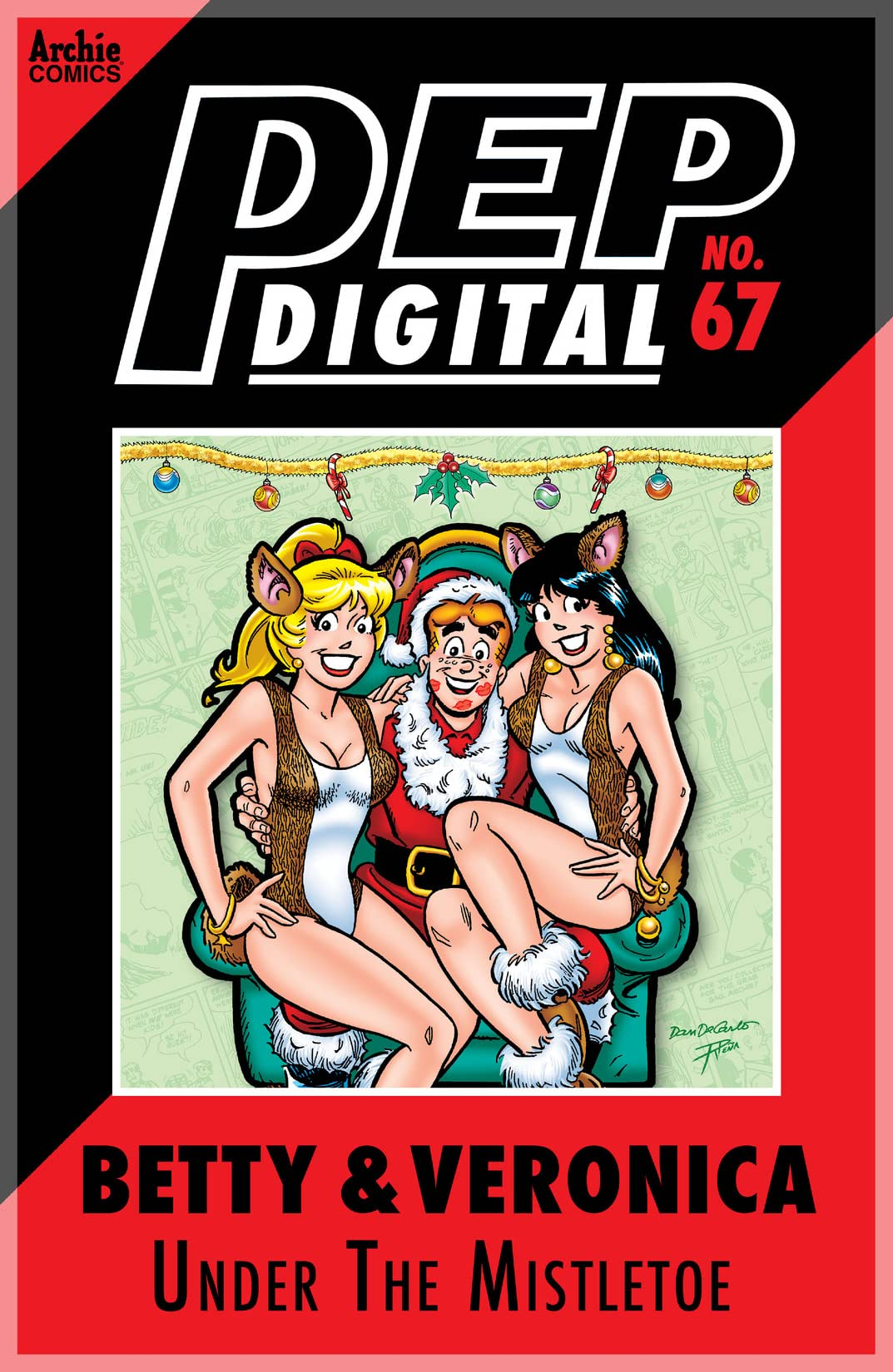 PEP Digital #67: Betty & Veronica Under the Mistletoe
