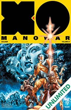 X-O Manowar (2017) Vol. 1: Soldier