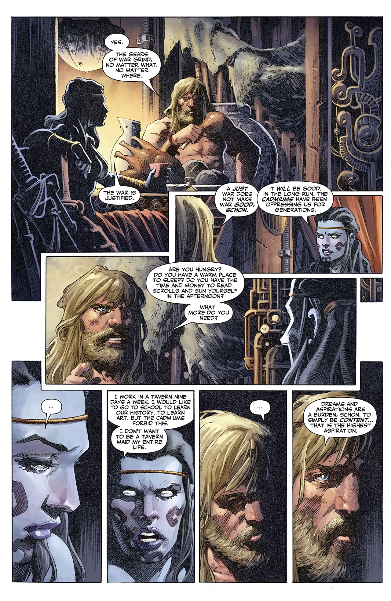 X-O Manowar (2017) Tome 1: Soldier