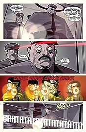 Fantastic Four In... Ataque Del M.O.D.O.K.! #1