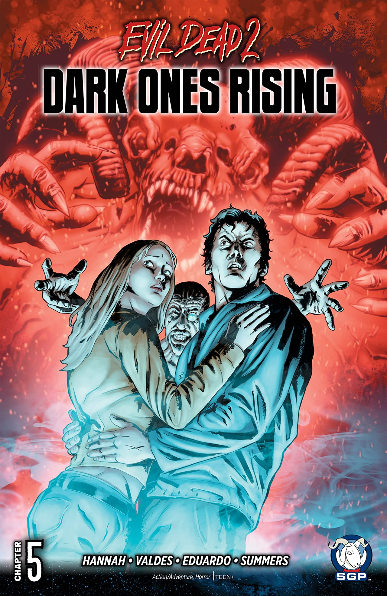 Evil Dead 2: Dark Ones Rising #5