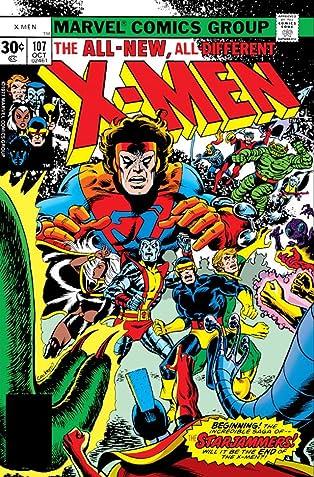 Uncanny X-Men (1963-2011) #107