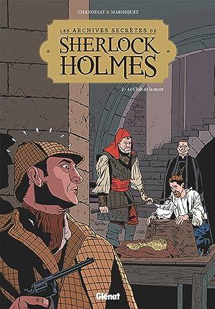 Les Archives secrètes de Sherlock Holmes Vol. 2: Le club de la mort