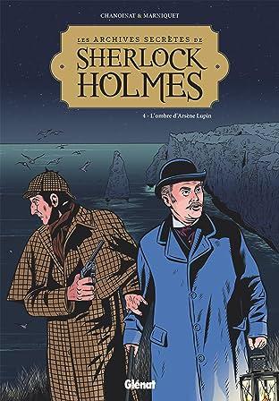 Les Archives secrètes de Sherlock Holmes Vol. 4: L'ombre d'Arsène Lupin