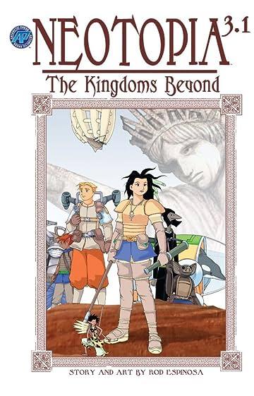 Neotopia Vol. 3 #1: The Kingdoms Beyond
