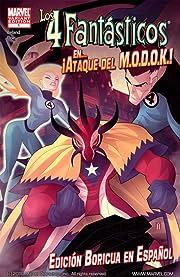 Los 4 Fantasticos En... Ataque Del M.O.D.O.K.! #1