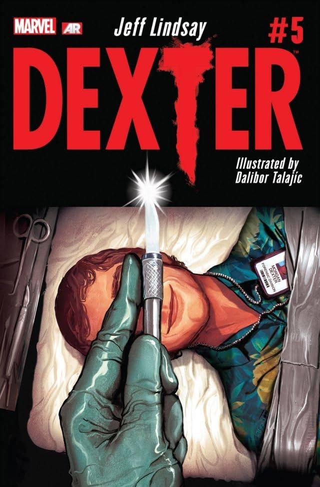 Dexter #5 (of 5)