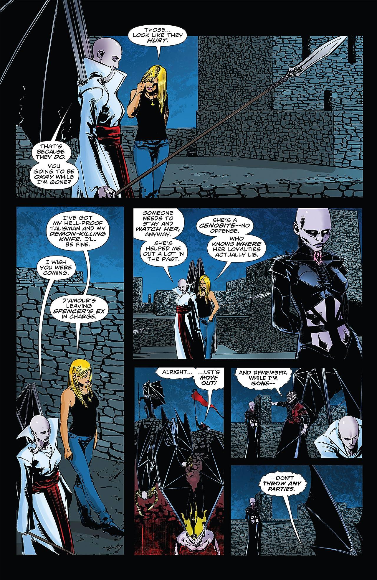 Hellraiser: The Dark Watch #10