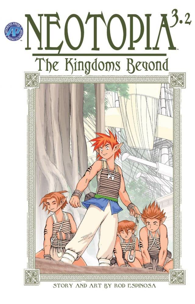 Neotopia Vol. 3 #2: The Kingdoms Beyond