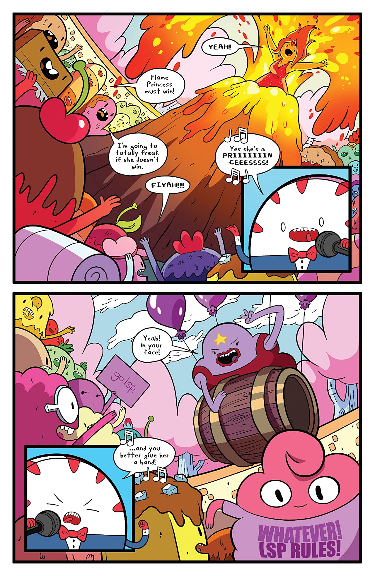 Adventure Time #65