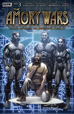 The Amory Wars: Good Apollo, I'm Burning Star IV #3 (of 12)