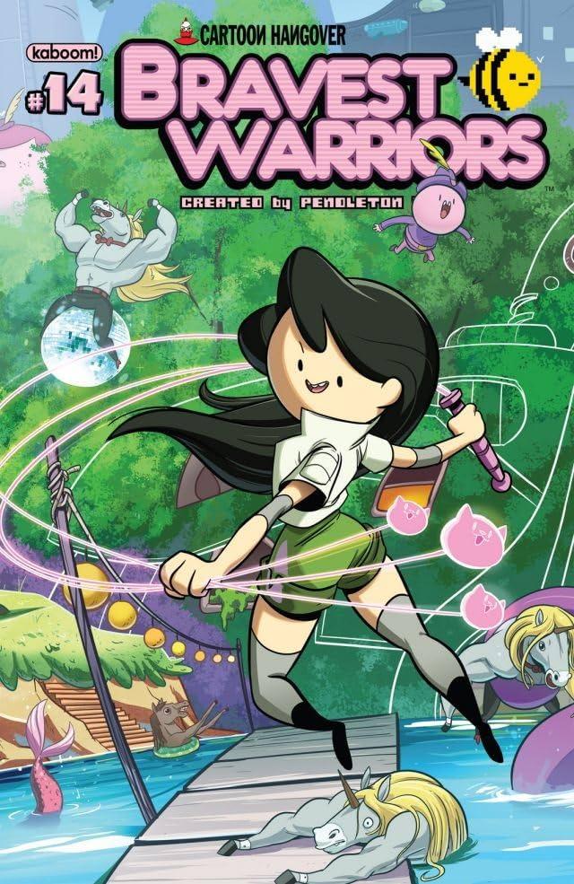 Bravest Warriors #14