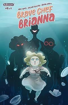 Brave Chef Brianna #4 (of 4)