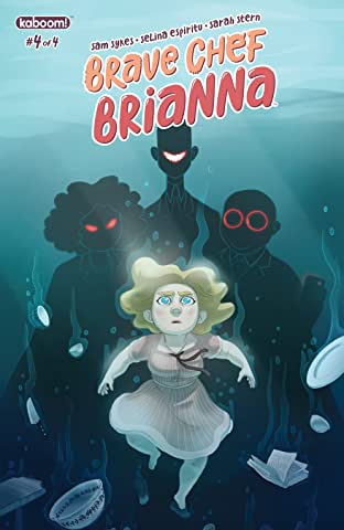 Brave Chef Brianna #4 (of 4)
