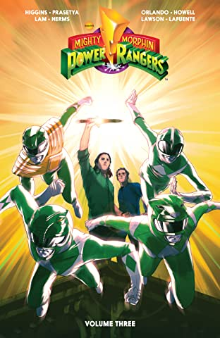 Mighty Morphin Power Rangers Tome 3