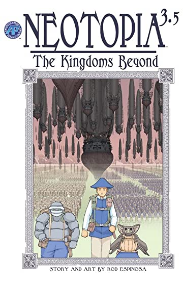 Neotopia Vol. 3 #5: The Kingdoms Beyond