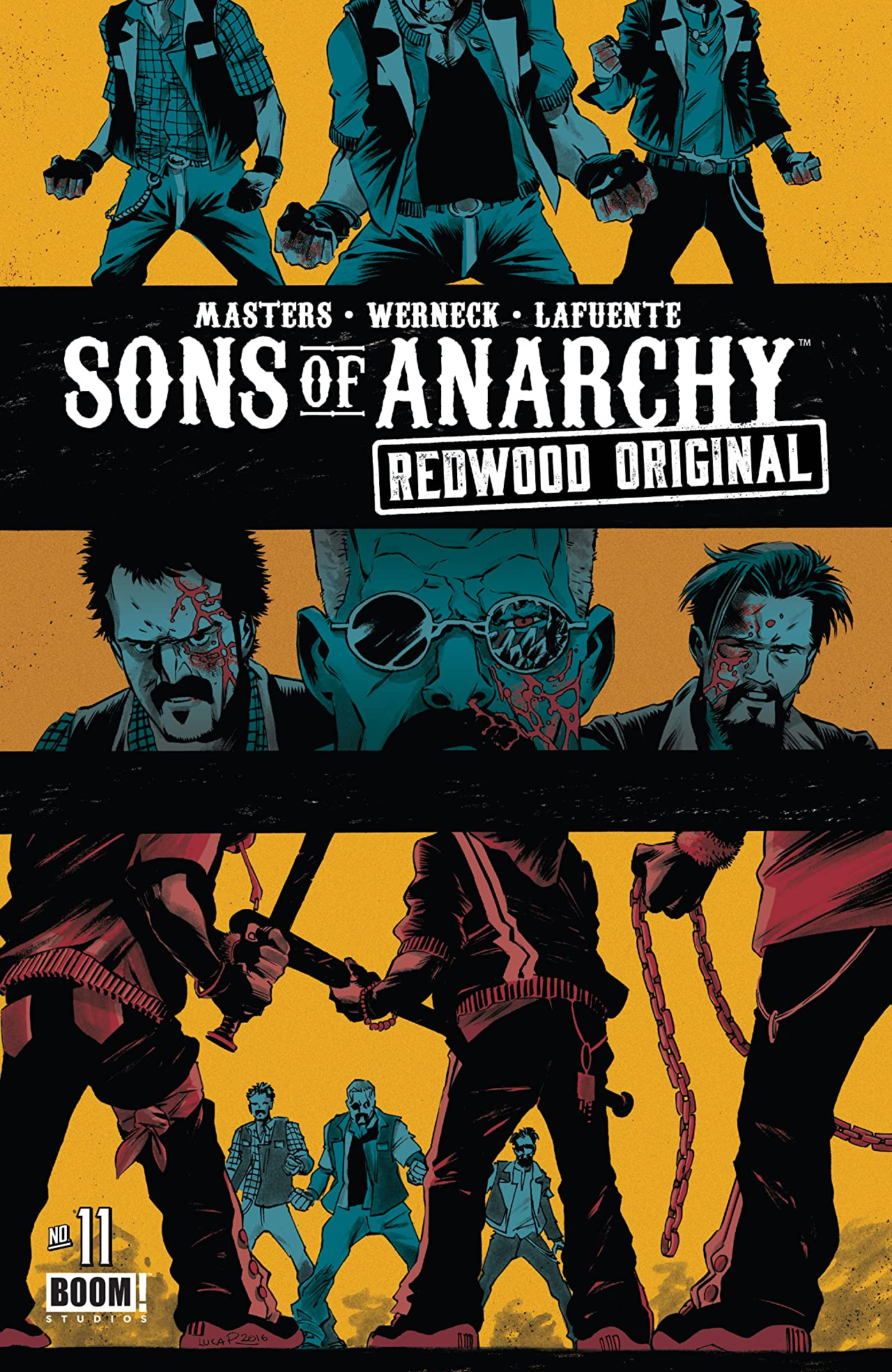 Sons of Anarchy: Redwood Original #11