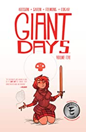 Giant Days Tome 5